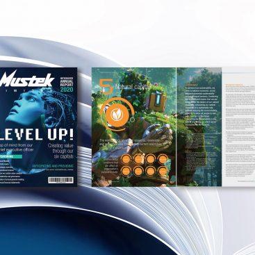 Mustek Limited